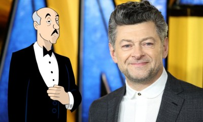 Andy Serkis como Alfred