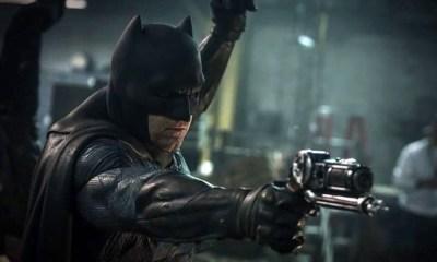 Imagen inédita de 'Batman v Superman'