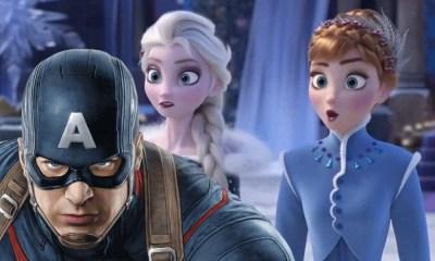 Elenco de 'Frozen' en el MCU