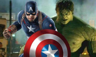 Captain America iba a aparecer en 'The Incredible Hulk'