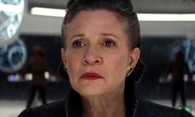 Carrie Fisher iba a ser la última Jedi