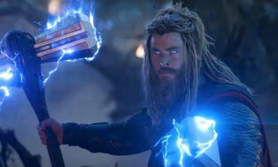 Chris Hemsworth reveló detalles y fecha de 'Thor: Love and Thunder'