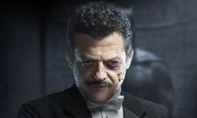 Confirmaron a Andy Serkis como Alfred