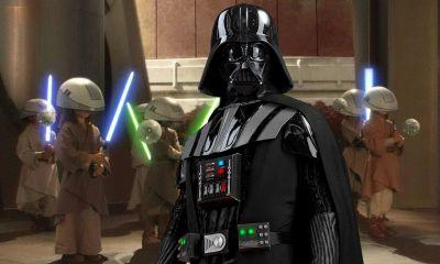 Darth Vader estaba robando niños