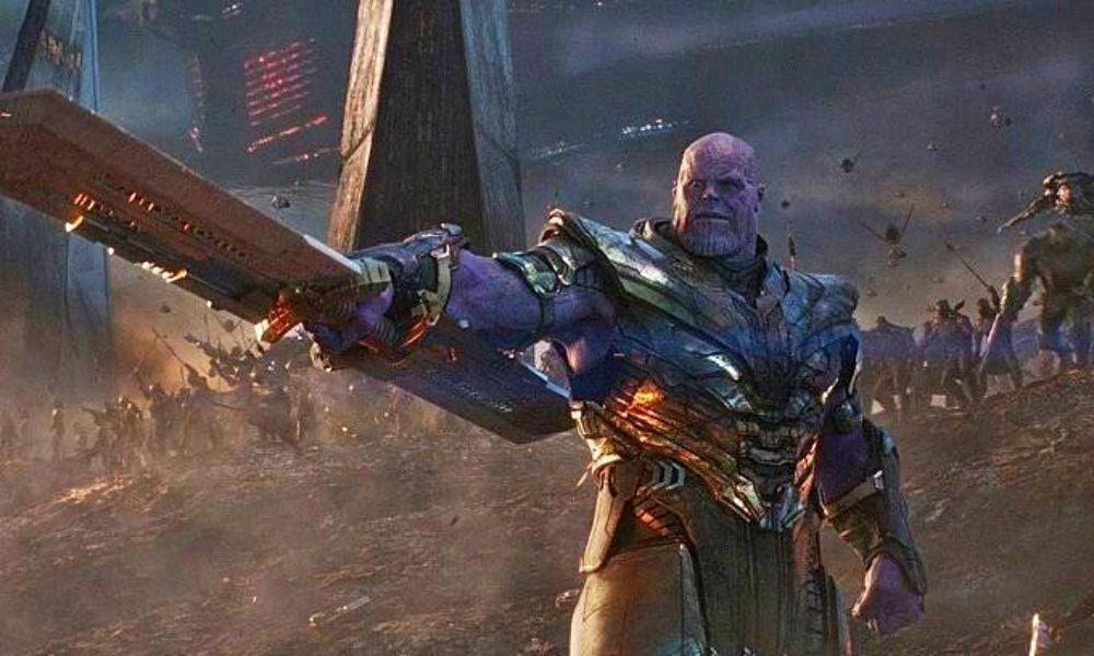 Ejército de Thanos era más poderoso en Endgame