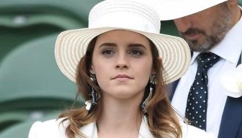 Emma Watson anda con ella misma