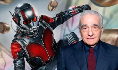 Escritor de 'Ant-Man' responde a Scorsese