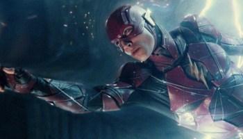 Ezra Miller aún protagonizará la película de Flash