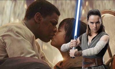 Finn no amará a Rey ni a Rose en 'Star Wars'