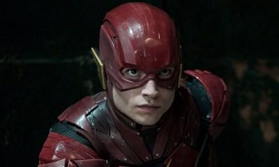 Viaje en el tiempo en 'Justice League' de Zack Snyder