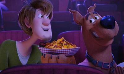Fotos de la nueva película de 'Scooby-Doo'