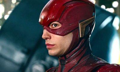 Iris West en 'Justice League'