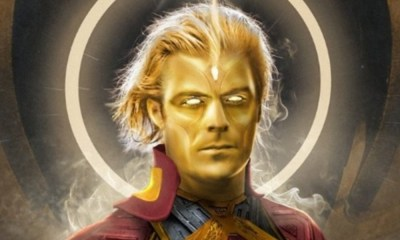 James Gunn habló de Adam Warlock