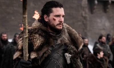 Jon Snow nunca duerme en 'Game of Thrones'