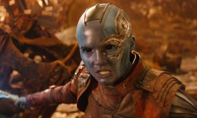 Karen Gillan iba estar en 'Captain America: The Winter Soldier'