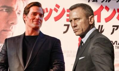 Motivo por el cual Henry Cavill no fue James Bond