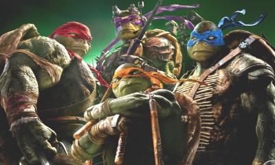 Netflix podría hacer una serie live-action de las Tortugas Ninja