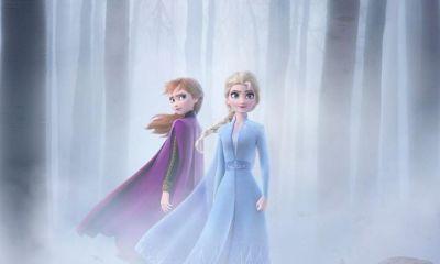 Nuevas locaciones en 'Frozen 2'