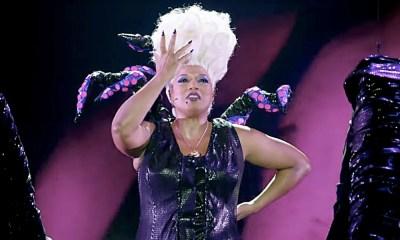 Queen Latifah como Úrsula en 'La Sirenita'