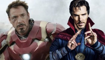 Robert Downey Jr. como Doctor Strange
