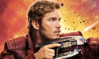 Zachary Levi como Star-Lord
