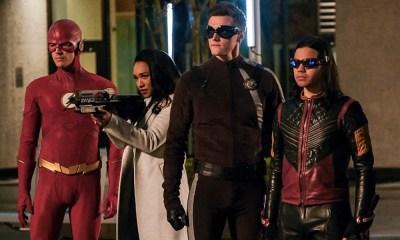'The Flash' se entera de la destrucción de Tierra-2