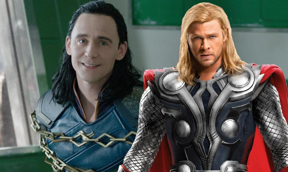 Tom Hiddleston audicionó para ser Thor