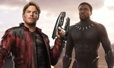 black panther es Star-Lord en What If