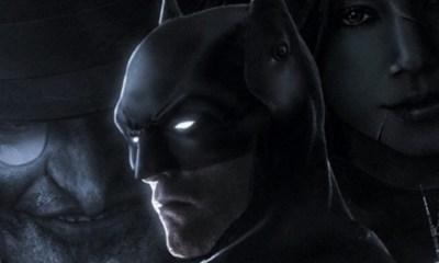 Color del traje de Batman de Robert Pattinson