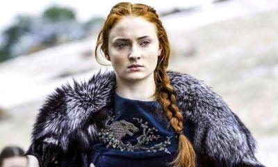 el final de Sansa le gustó a Sophie Turner