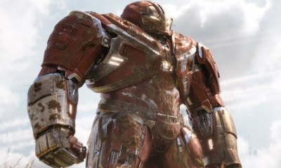 escenas eliminadas de Hulkbuster en 'Avengers Infinity War'