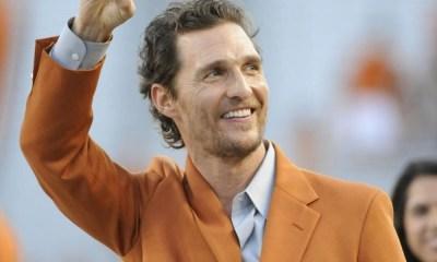 Matthew McConaughey sería Two Face en 'The Batman'