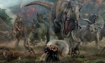 regresan actores para 'Jurassic World 3'