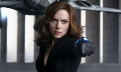 poster oficial de 'Black Widow'