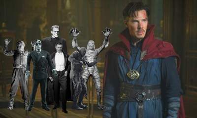 Dracula en Doctor Strange