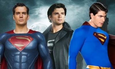 Henry Cavill quiere volver a ser Superman