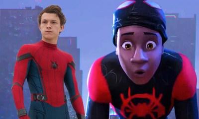 Sony prepara un live action del Spider-Verse'