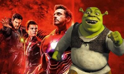 Tom Holland se une a 'Shrek 5'