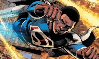 Michael B Jordan como Superman