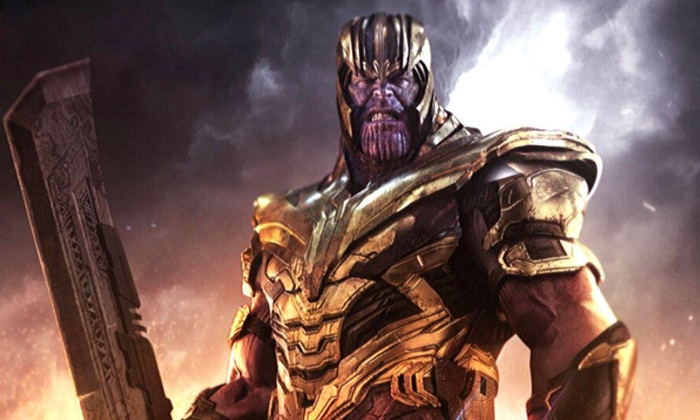 imágenes de la familia de Thanos