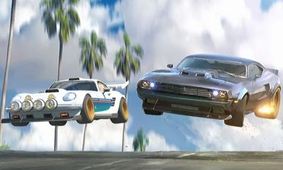 imágenes del spin off de 'Fast and Furious'