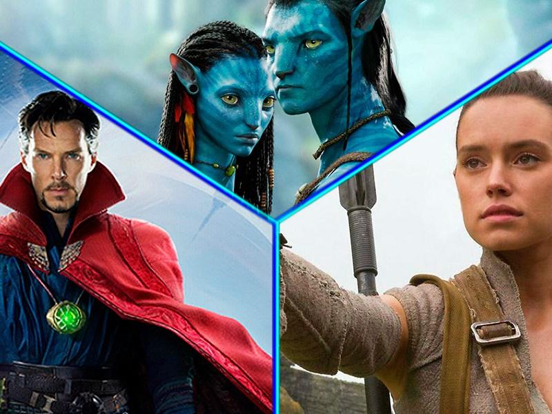 nuevas fechas para películas de Disney