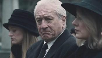 Trailer final de 'The Irishman'