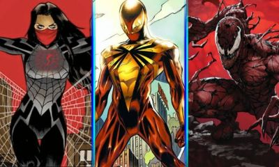 película de Iron Spider