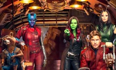 trama de 'Guardians of the Galaxy vol 3'