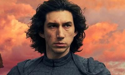 Adam Driver habló sobre 'The Rise of Skywalker'