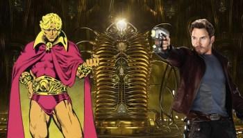 Problema de Adam Warlock en Guardians of the Galaxy 3