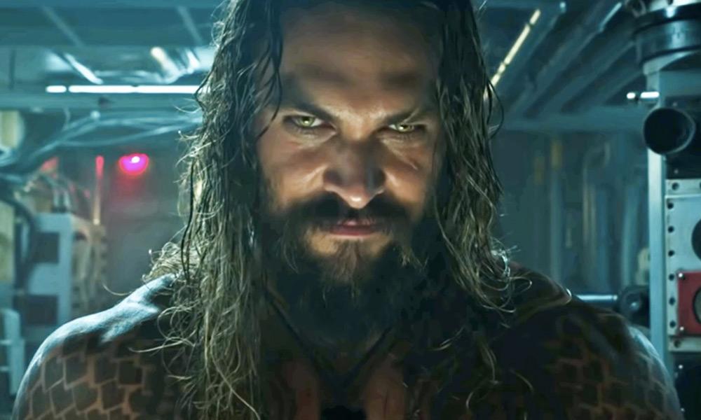 Imágenes inéditas de 'Aquaman'