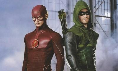 Grant Gustin habló del primer crossover del Arrowverse