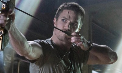 Arma misteriosa en 'Arrow'